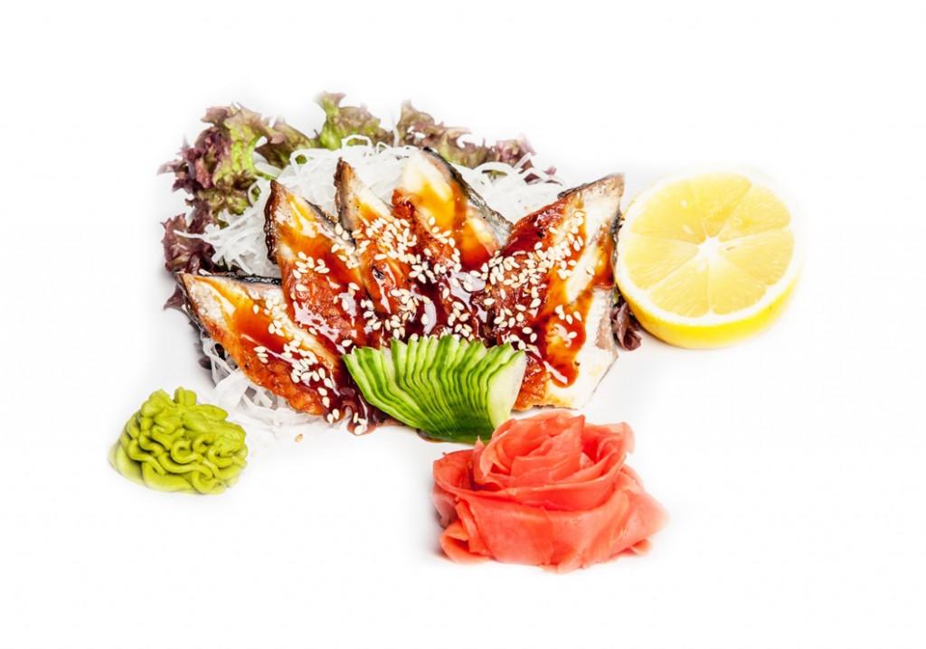 Unagi Sashimi2